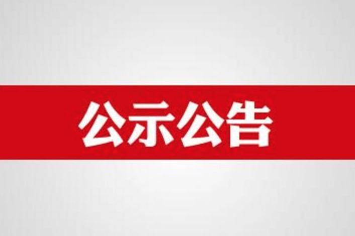 我公司作为参与单位的2019年度重庆市科学技术奖提名项目公示